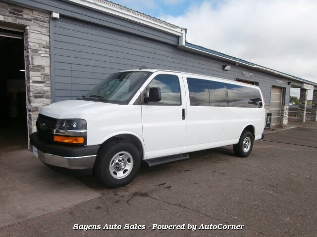 2019 Chevrolet Express LT 3500 Extended 6-Speed Automatic