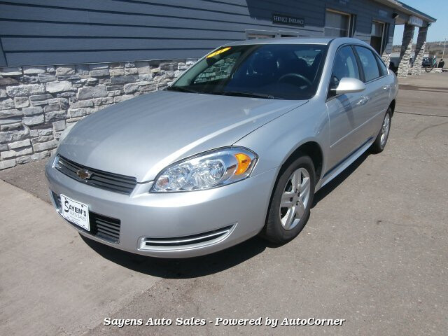 2011 Chevrolet Impala LS 4-Speed Automatic